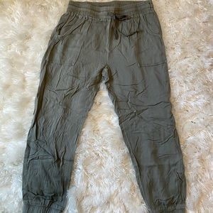 American Eagle Outfitters Green Pants